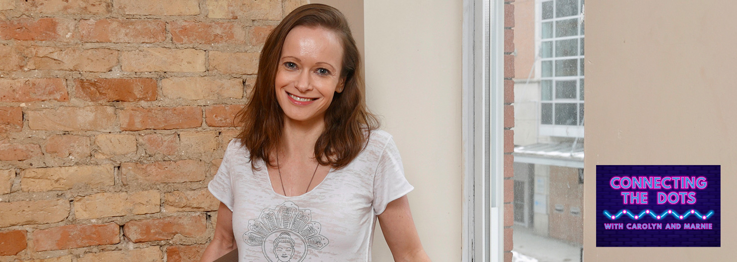 Evonne Sullivan: Connecting the Dots