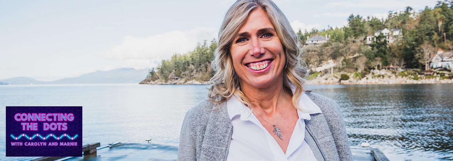 Silken Laumann: Connecting the Dots
