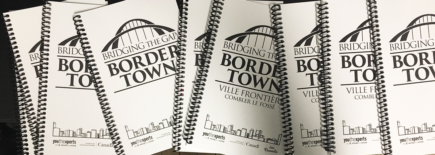 Border Town (English and French)
