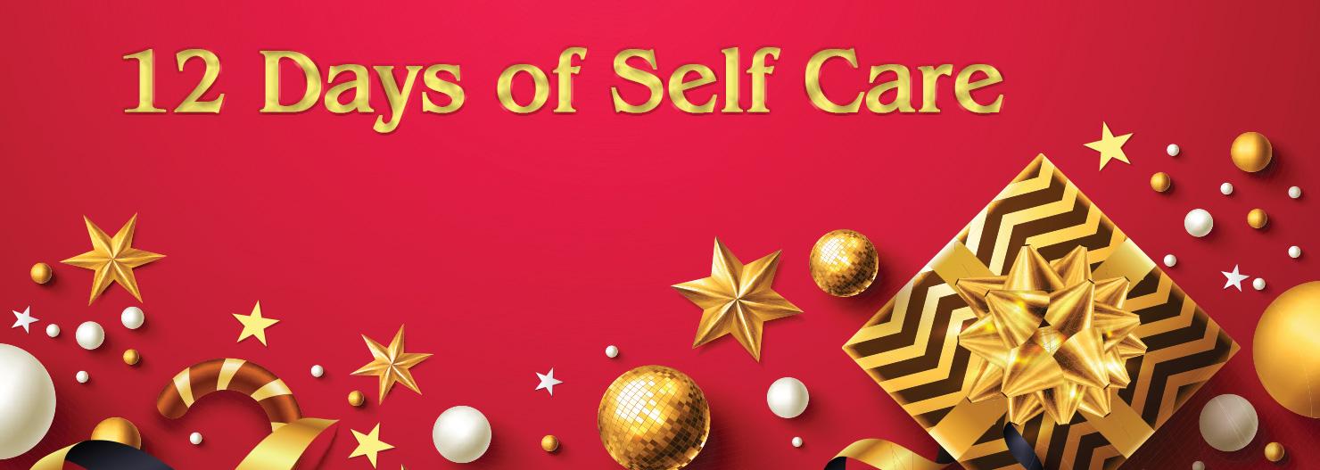 12 Days of Self Care Challenge!
