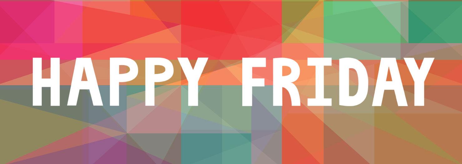 Feel Good Friday: Heal in Colour