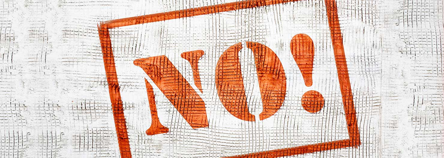 How to Say No (And Not Feel Bad About It) | mindyourmind ca