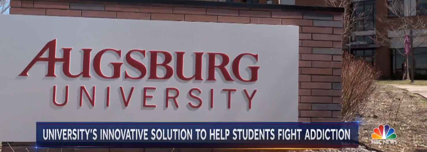 Step Up provides support to students in recovery