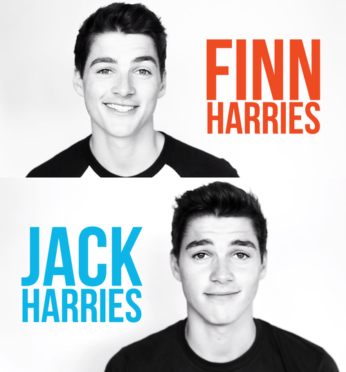 jack and finn harries family - photo #35