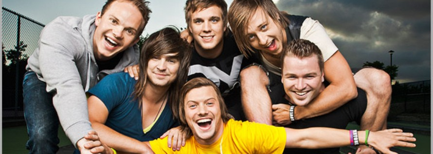 Image of the six These Kids Wear Crowns members.